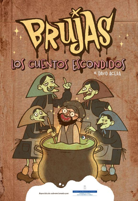 cuentos de brujas
