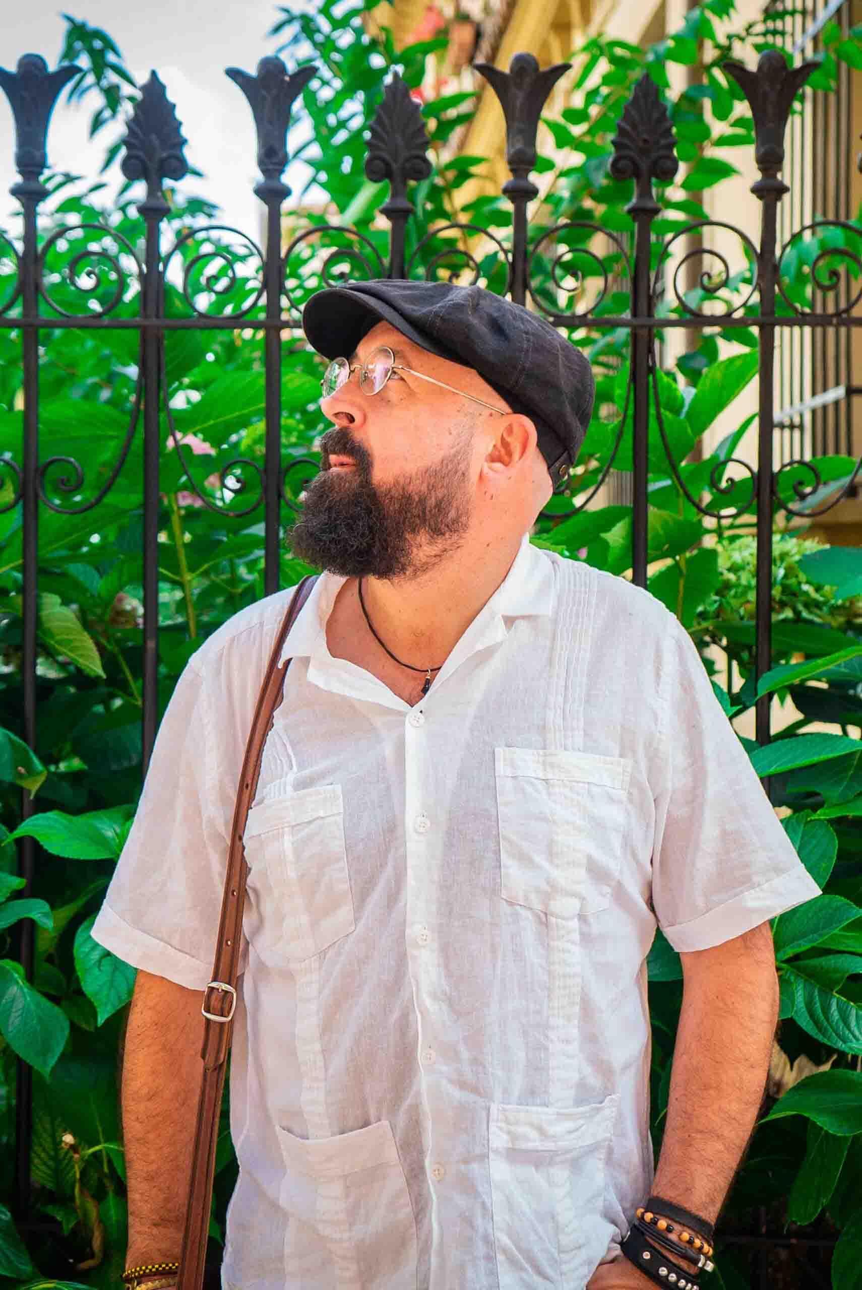 David Acera, narrador oral y cuentacuentos